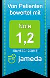 jameda-Bewertungen für Kinderwunschzentrum Berlin